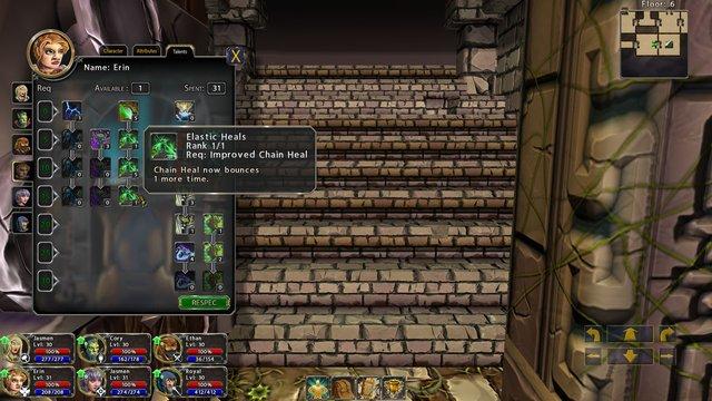 Zavix Tower screenshot