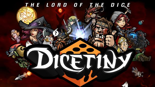 DICETINY: The Lord of the Dice screenshot