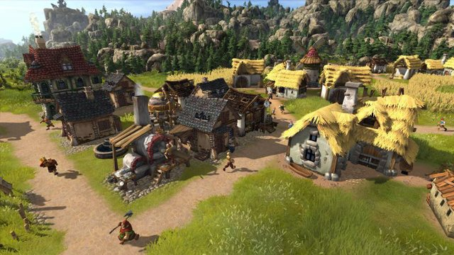 The Settlers 7: History Edition screenshot
