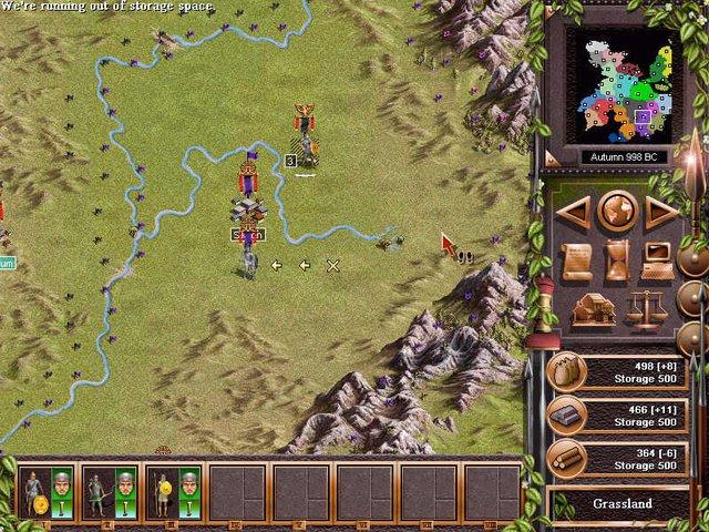 Legion Gold screenshot