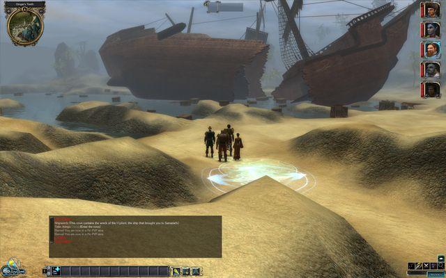Neverwinter Nights 2: Storm of Zehir screenshot