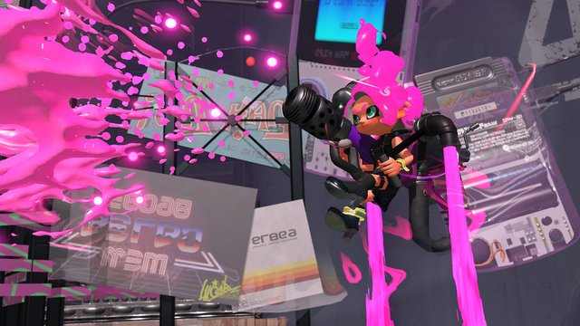 Splatoon 2: Octo Expansion screenshot