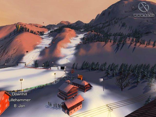 Alpine Skiing 2005 screenshot