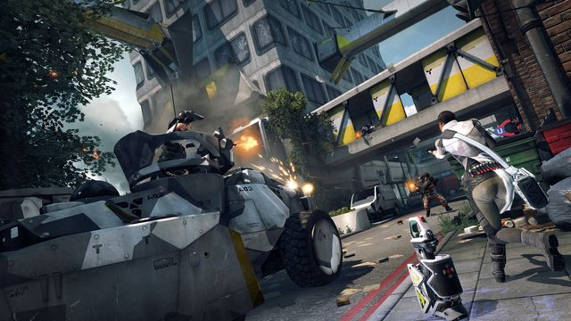Dirty Bomb screenshot
