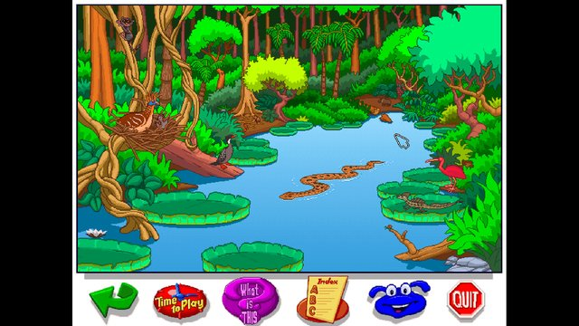 Let's Explore the Jungle (Junior Field Trips) screenshot