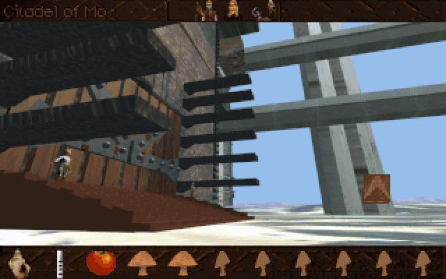 Lost Eden screenshot