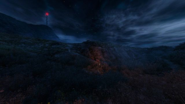 Dear Esther screenshot