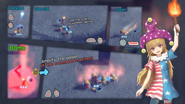 永遠消失的幻想鄉 ~ The Disappearing of Gensokyo screenshot