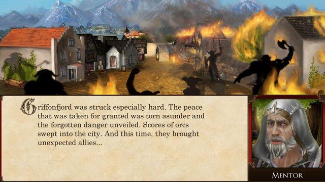 Skilltree Saga screenshot
