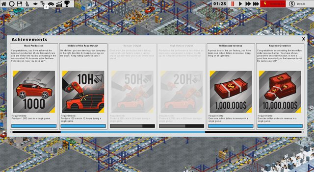 Production Line screenshot