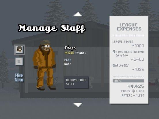 Dog Sled Saga screenshot