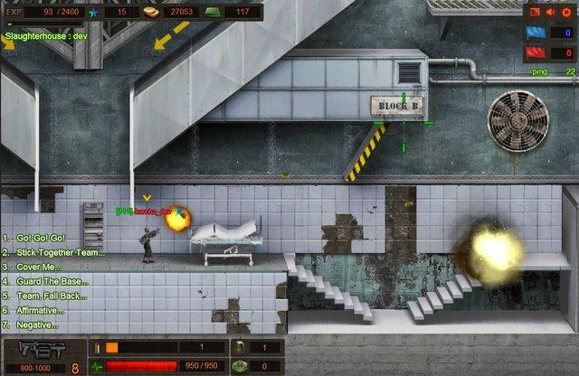 TDP4:Team Battle screenshot