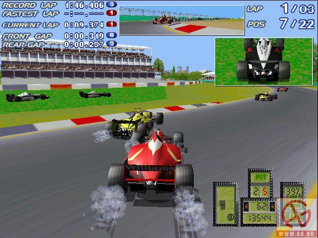 Official Formula 1 Racing screenshot