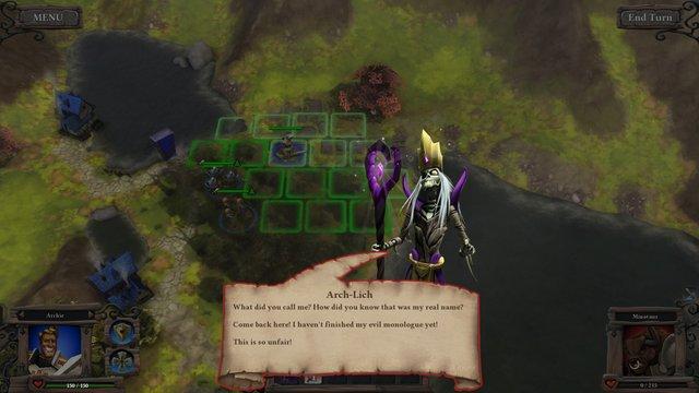 Highborn screenshot
