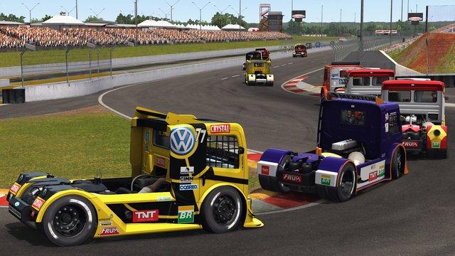 Formula Truck 2013 screenshot