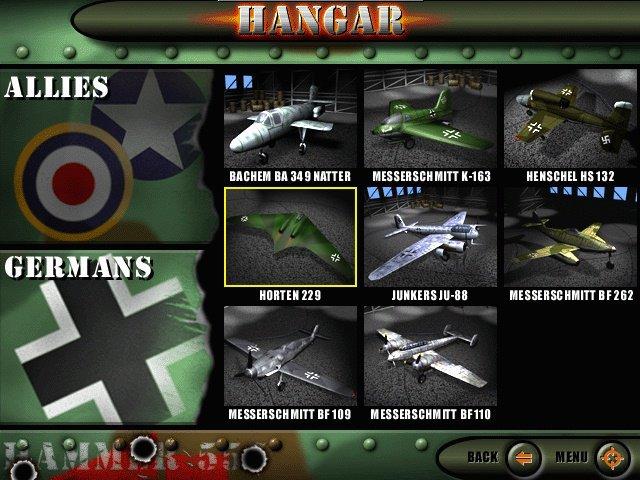 Jagdverband 44: Screaming Eagles screenshot