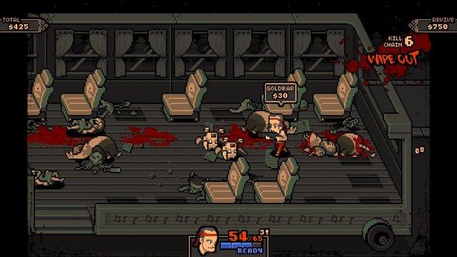 Streets of Red: Devil's Dare Deluxe screenshot