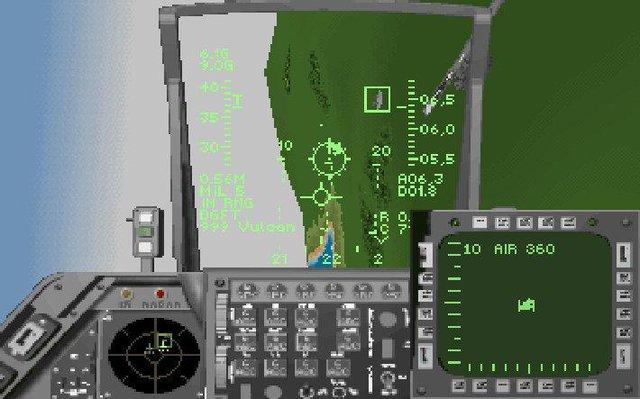 Strike Commander screenshot