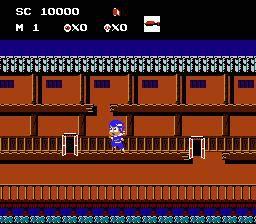 Ninja Kid screenshot