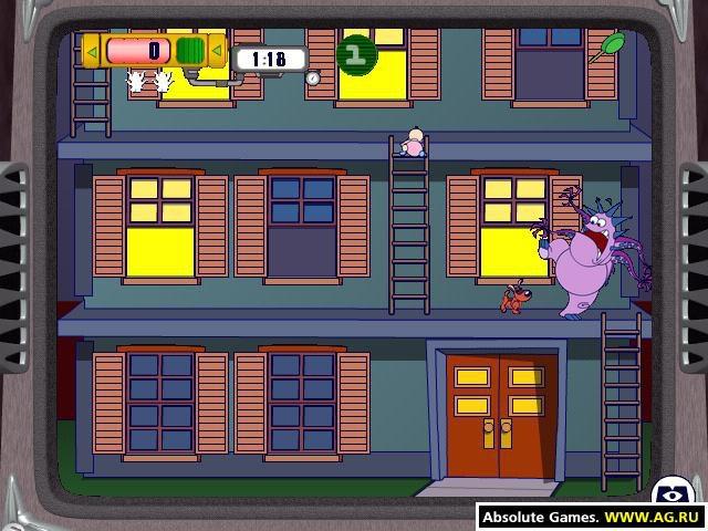 Disney/Pixar's Monsters, Inc.: Wreck Room Arcade screenshot