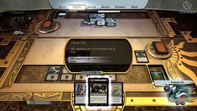 Magic: The Gathering - Duels of the Planeswalkers (2009) screenshot