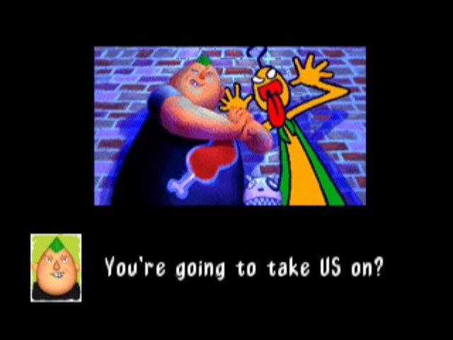 Rakugakids screenshot