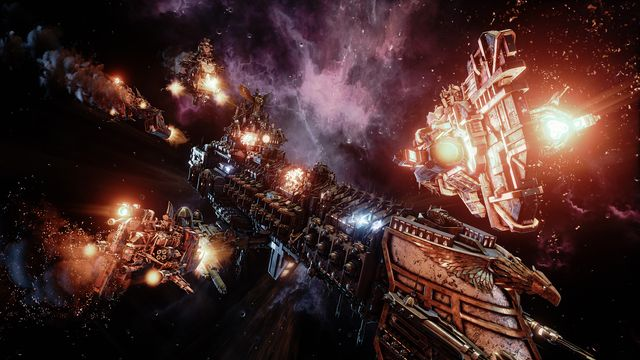 Battlefleet Gothic: Armada screenshot