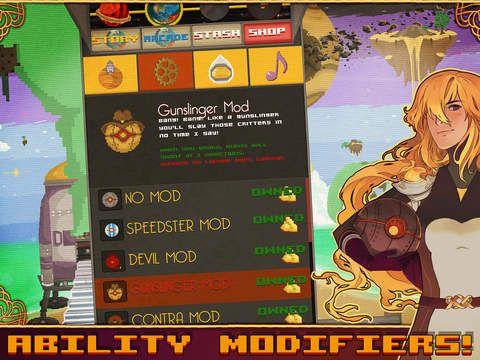 Planet Diver screenshot