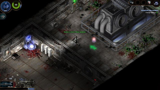 Alien Shooter 2 Conscription screenshot