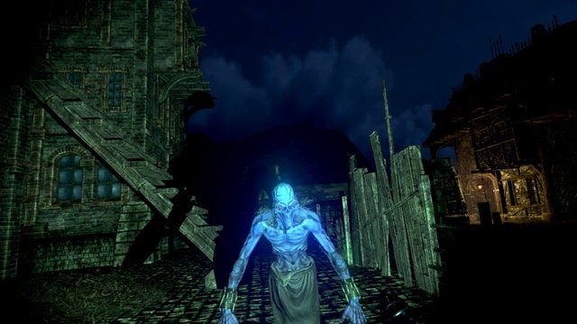Left-Hand Path screenshot