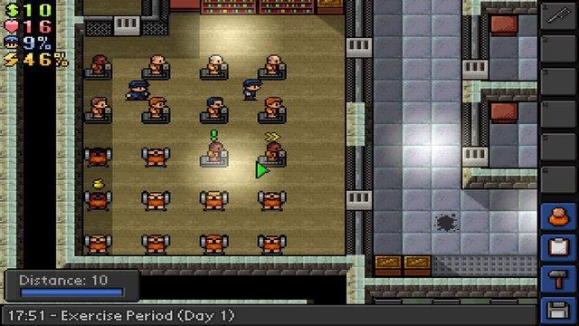 The Escapists: Alcatraz screenshot