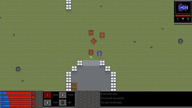 D.A.M.A.G.E screenshot