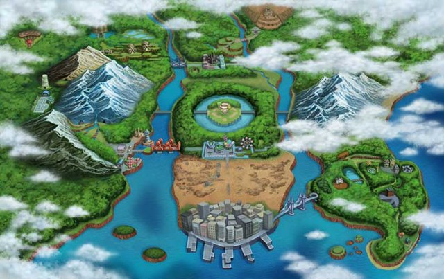 Pokémon White Version screenshot