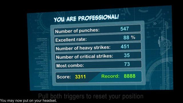 The Fastest Fist screenshot