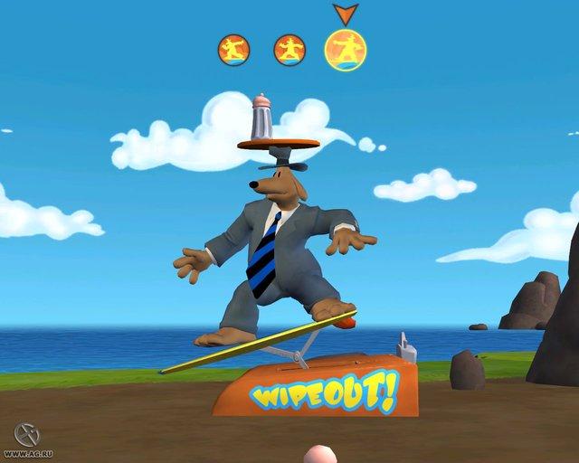 Sam & Max: Episode 202 - Moai Better Blues screenshot