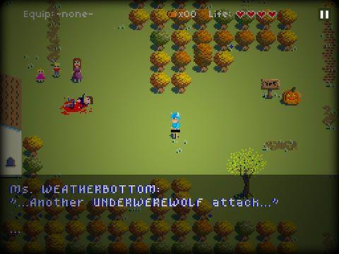 Legend of Equip Pants screenshot