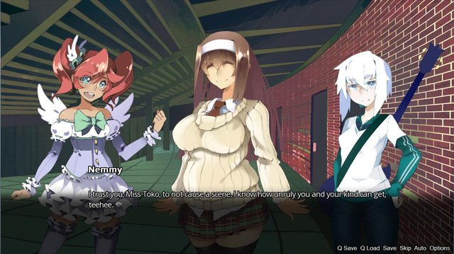 The Reject Demon: Toko Chapter 0 — Prelude screenshot