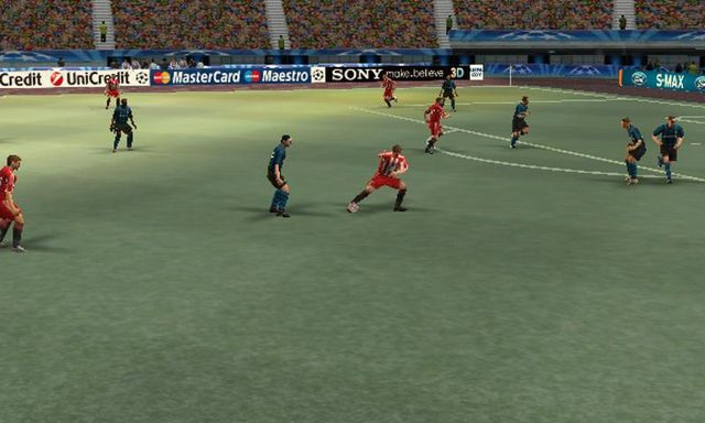 Pro Evolution Soccer 2011 screenshot