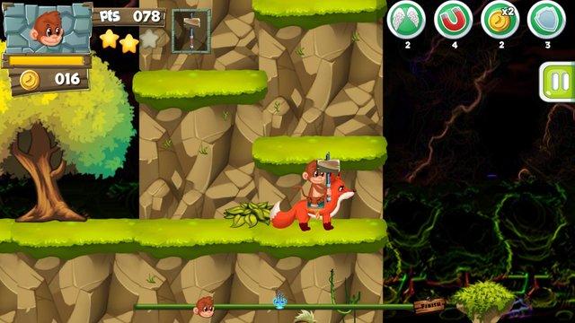Monkey Slap screenshot