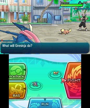 Pokémon Sun and Pokémon Moon Special Demo Version screenshot