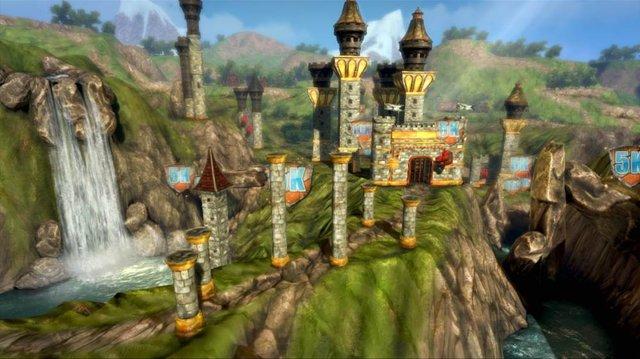 Wreckateer screenshot