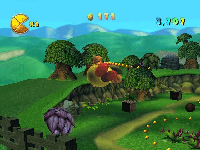 Pac-Man World 2 (2002) screenshot