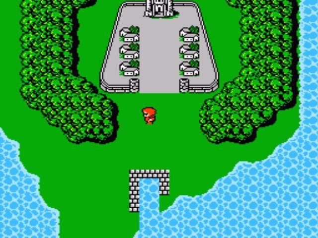 Final Fantasy (1987) screenshot