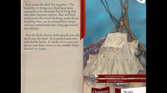 The Hunters Journals; Pale Harbour screenshot