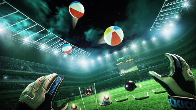Final Goalie: Football simulator screenshot