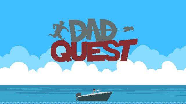 Dad Quest screenshot