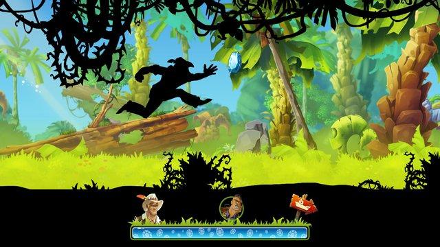Jungle Guardians screenshot