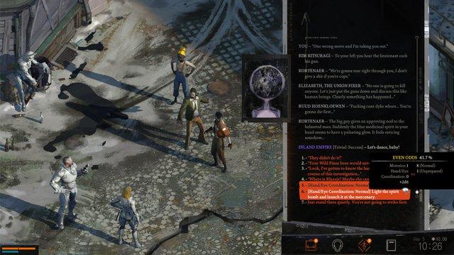 Disco Elysium screenshot