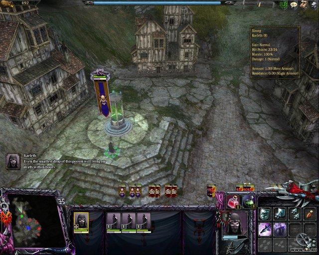 Warhammer: Mark of Chaos - Battle March screenshot