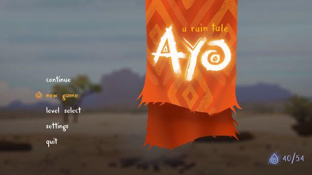 Ayo: A Rain Tale screenshot